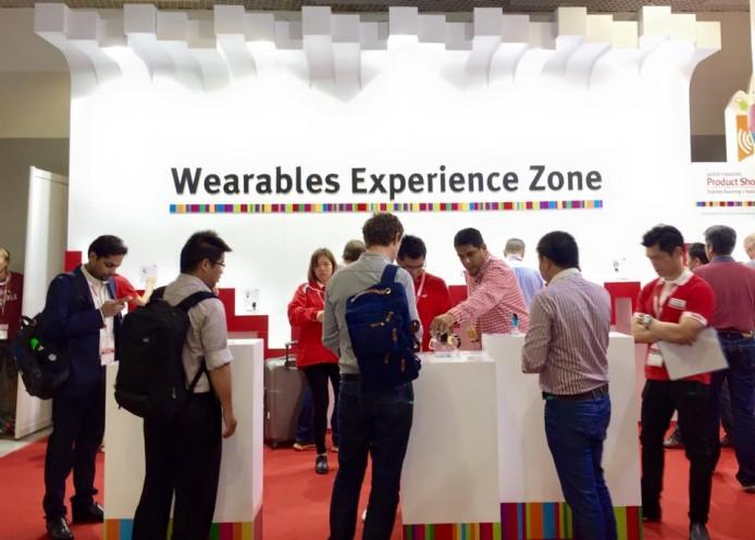 智能手錶成為大潮流,屆時場地將設有超過 160 個可穿戴式科技產品展位,展出多項智能手錶等最新科技。