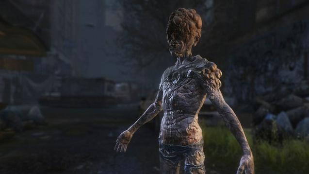 除其他玩家之外,遊戲中同時還會有喪屍出沒