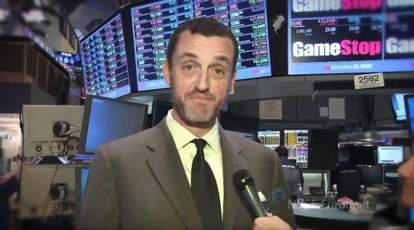 GameStop CEO Paul Raines
