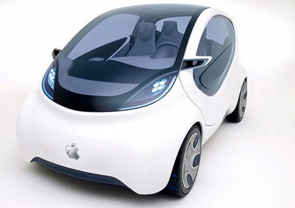 過往曾出現過不少 Apple Car 的概念設計