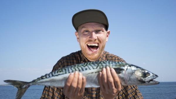 終於都可以扮釣到大魚了!