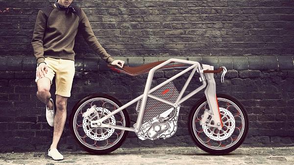 睇落好似電單車!KTM ION 電動單車外型設計超前衛