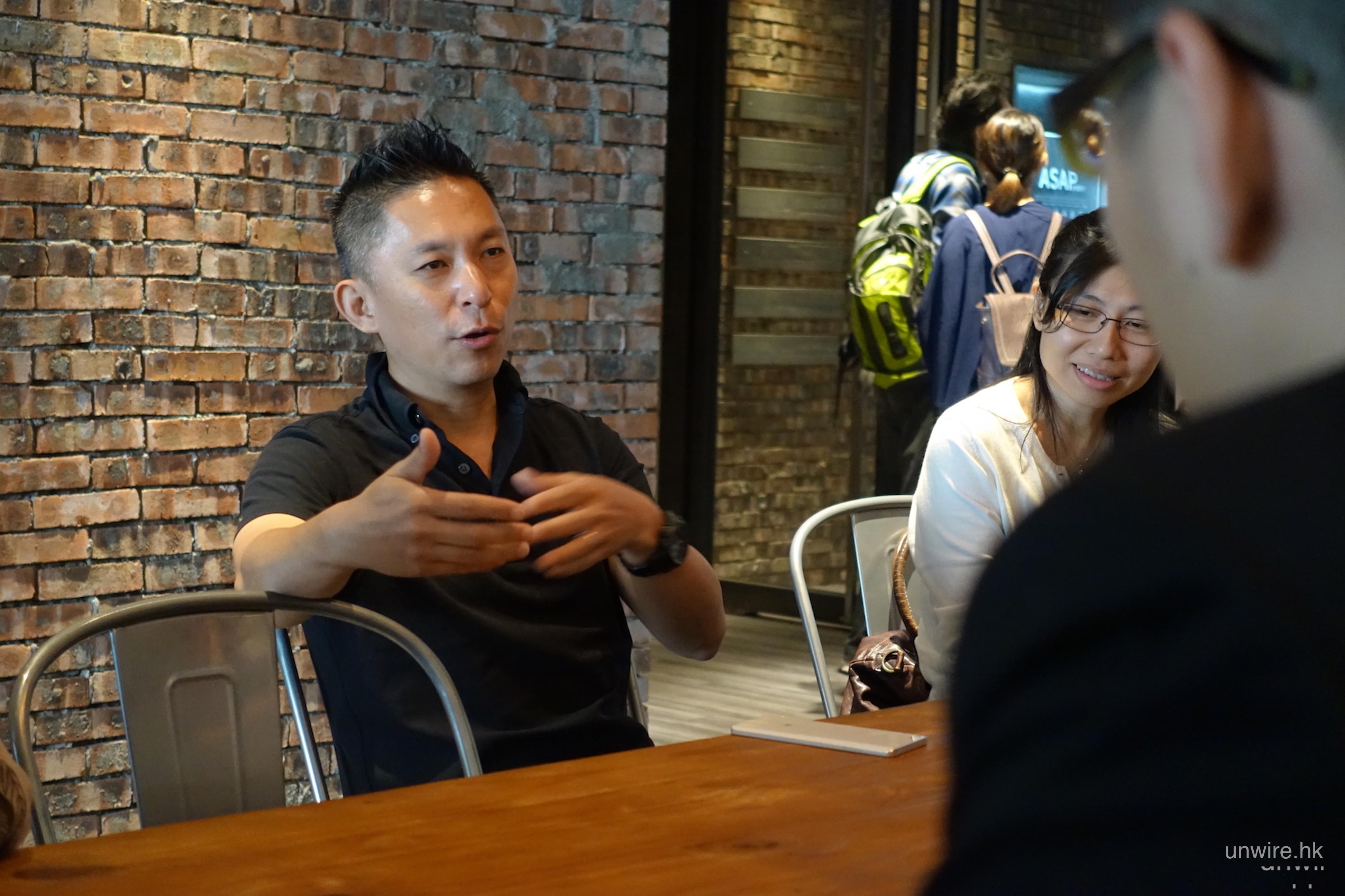 【 創業家午餐小聚 】社交媒體達人 Rudi Leung 的一席話