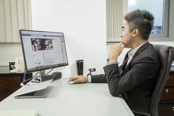 徐緣指,以Facebook content marketing 作營銷的人多,但運用得宜的人少。