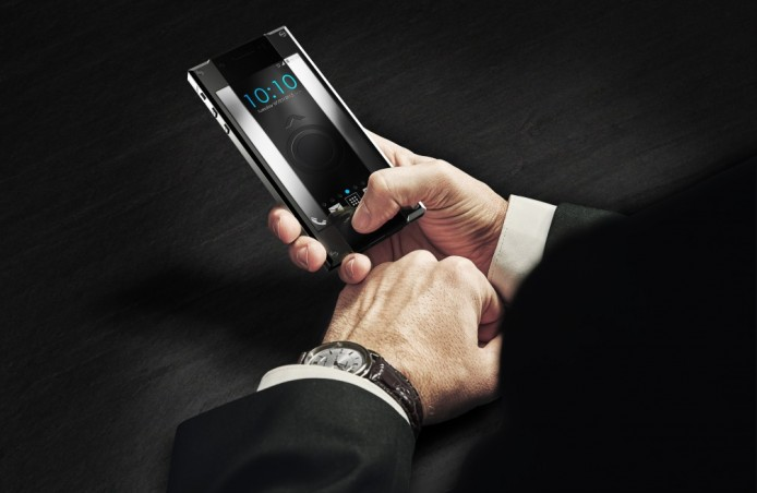 FANTÔME 與著名音響品牌 Mark Levinson 聯手推出Luxury Smartphone Arcane,焦點之一當然是其音色表現。