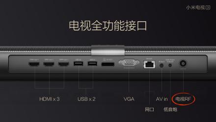 主機配備 3 組 HDMI 2.0 輸入端子,對應 4K/60p 訊號輸入,亦可硬解 H.265 4K/60p 檔案。
