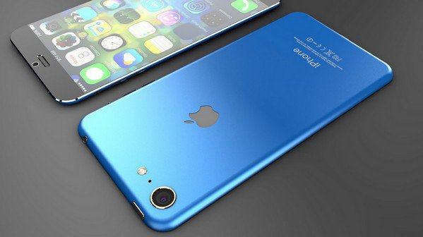 早前傳聞的 4 吋 iPhone 6c 概念設計