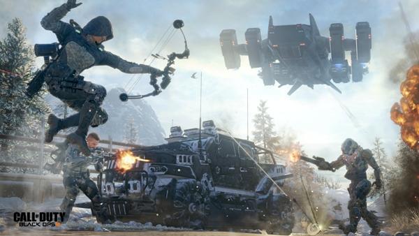Activision 旗下的《Call of Duty》系列可說是家喻戶曉