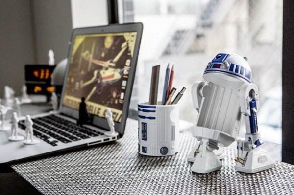 A 賞:R2-D2 物件收納 Figure 連汽水罐托架