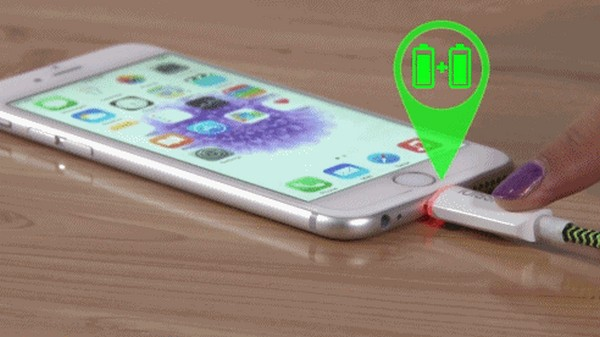充電速度快 2 倍!UsBidi USB 線充滿電後仲識得自動 Cut 電