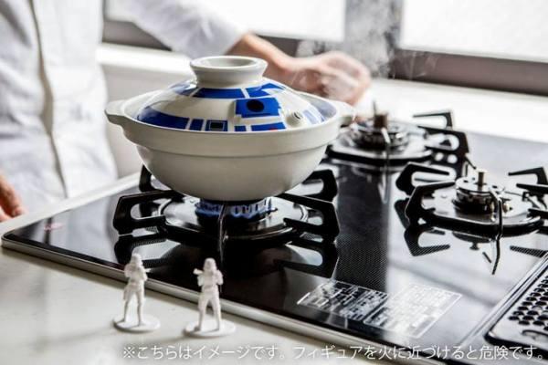 B 賞:R2-D2 陶瓷鍋