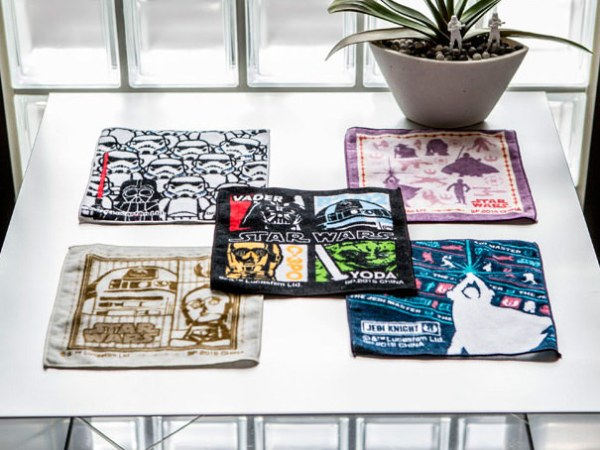 J 賞:毛巾(共 5 款)