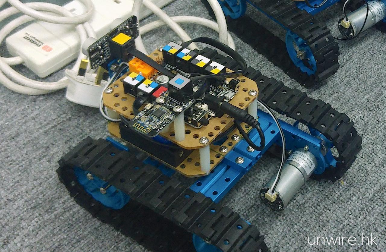 籮文:「乜機都整到」 Makeblock mBot 智能積木機械人評測