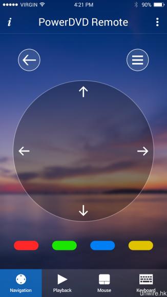 該軟件還支援 2D/3D 轉換功能,以及對應《PowerDVD Remote》iOS 及 Android 遙控 app,可以使用智能裝置操控該軟件。