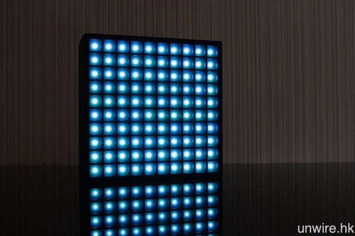 當作溫度計又得,LED 燈亦無問題。