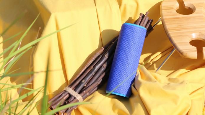帶藍牙喇叭去野餐或 BBQ,首要條件是要夠大聲。