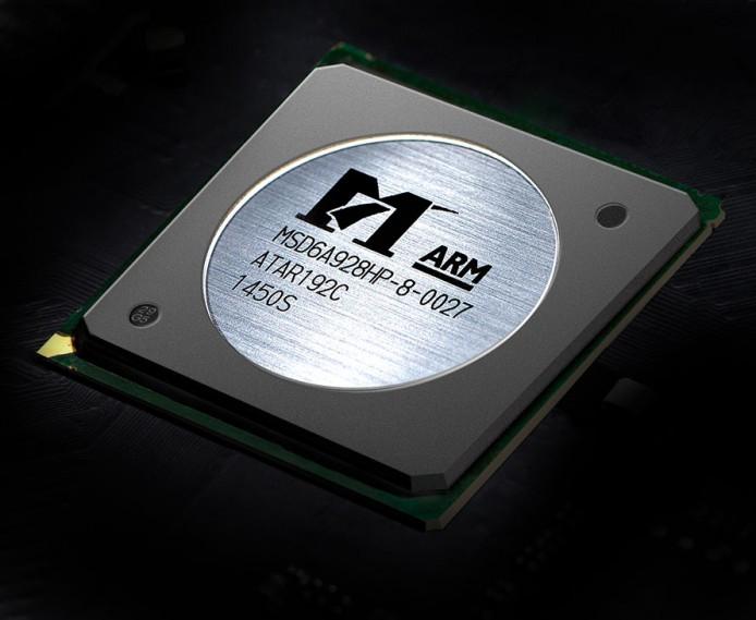 旗艦型號 Max65,以及同為 4K UHD 電視的 X55,均用上 Mstar 6A928 1.4GHz 4 核心處理器。
