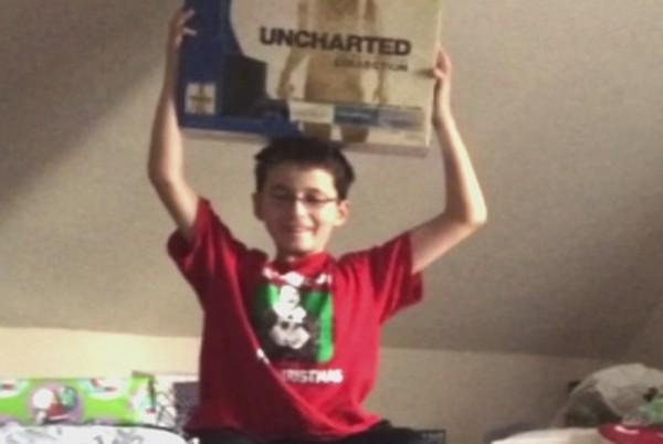 【中晒伏】美國小童收到 PS4 作為聖誕禮物!一打開竟然係……