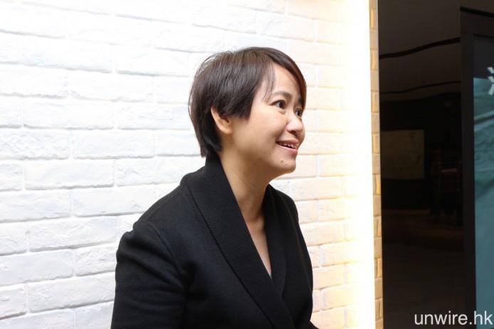 橙天嘉禾娛樂(集團)有限公司副首席營運官鄧小慧(Belinda)。