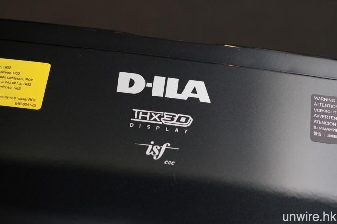 全線型號均用上第 6 代 D-ILA 面板及 4K e-shift4 技術。