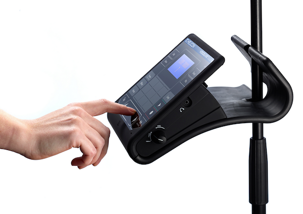 TC-Helicon-VoiceLive-Touch-2-On-A-Stand