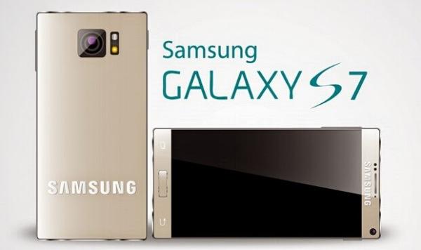 Galaxy S7 概念設計圖