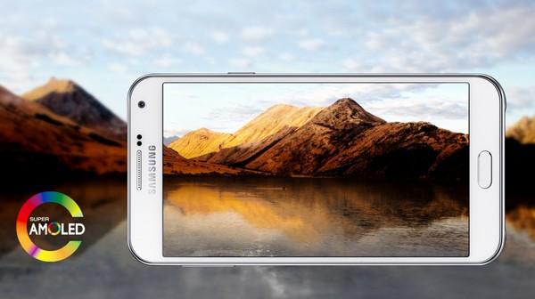 目前 Samsung 的 AMOLED 螢幕技術已經發展得相當成熟