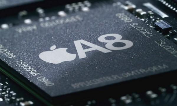 可惜只用回上一代的 A8 處理器