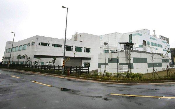 早前傳聞所指的 Apple 台灣秘密廠房