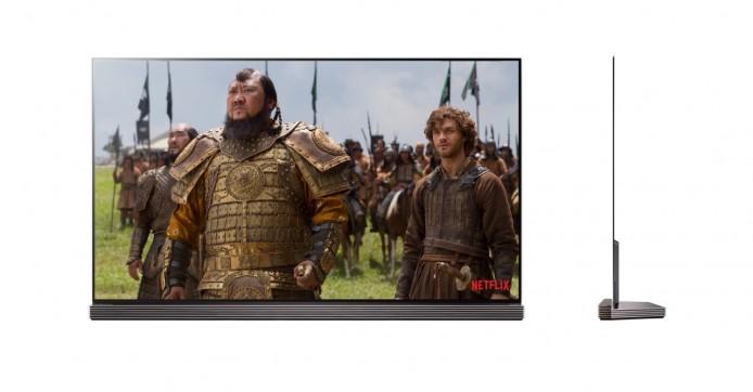 而 Netflix 影片串流平台,亦宣佈會支援 Dolby Vision 技術,打頭陣的會是自製劇集《Marco Polo》。