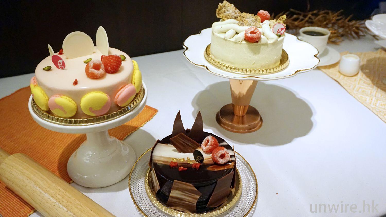 世界冠軍級慕絲蛋糕好食 D?$79 食名廚主理 Tea Set