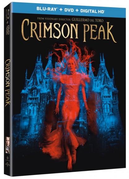 Universal Studios 是第二間推出 DTS:X BD 的荷里活片商,但亦只有《Crimson Peak》,有點像「試水溫」。