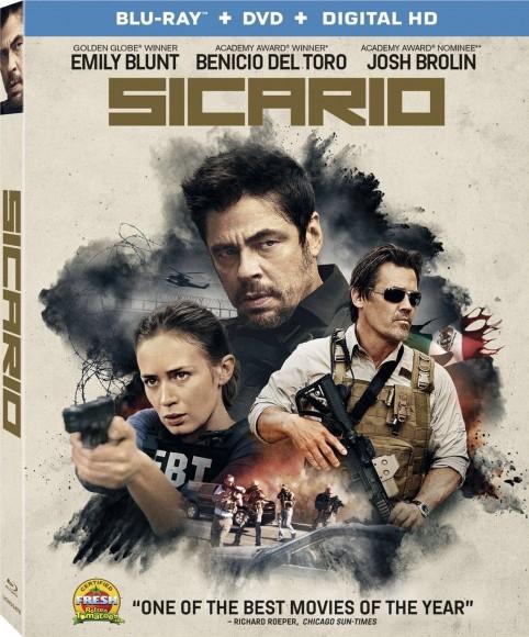 艾域翻查資料時發現,Lionsgate 發行的《Sicario》(毒裁者)在美國上映時是使用 DTS:X 音效的,但回到 BD 時卻轉用 Dolby Atmos,頗為耐人尋味。