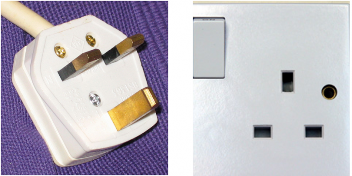 G_type_plug_and_socket