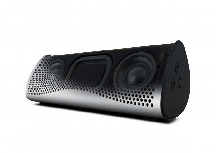 搭載一對兩吋 Uni-Q 同軸共點單元,以及被動式低音輻射器,締造極致音色。