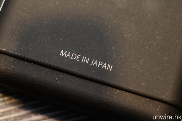 VALOQ 繼續標明 Made in Japan!