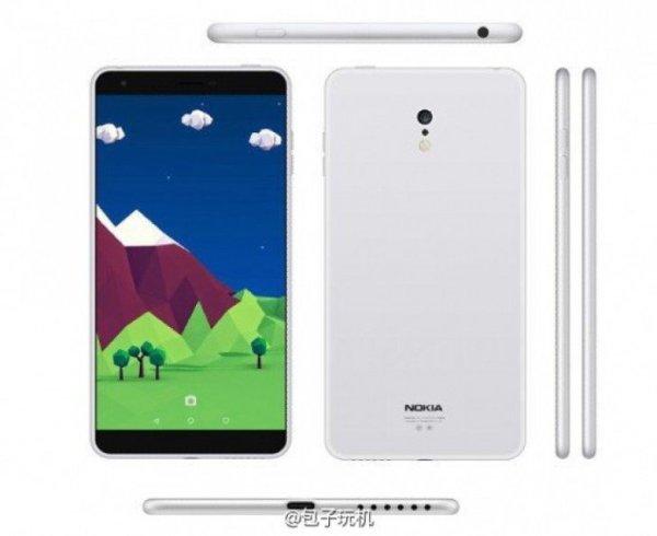去年曾有消息指 Nokia 重新推出的首部手機將名為 C1