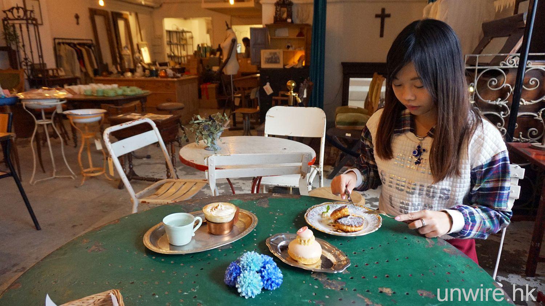 情人節禮物另類選擇!古道具 + 野餐用品小店