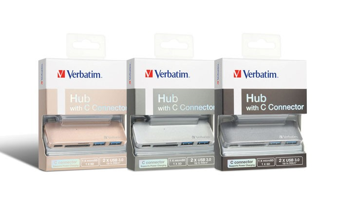 Hub with C Connector_packaging