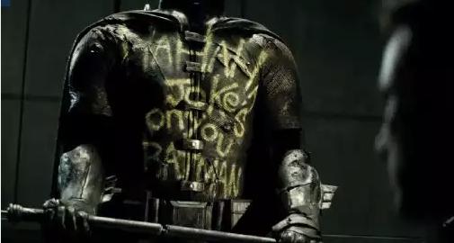 相信非 Fans 不會明白為何蝙蝠俠會變得比前 3 集更狠。