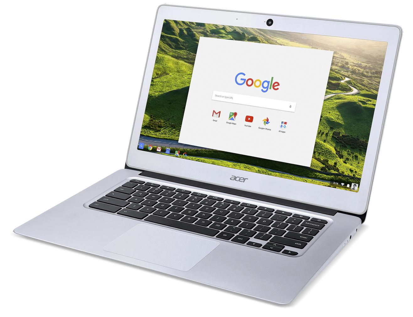 金屬機身、連續使用 14 小時 Acer 全新 Chromebook 14 登場