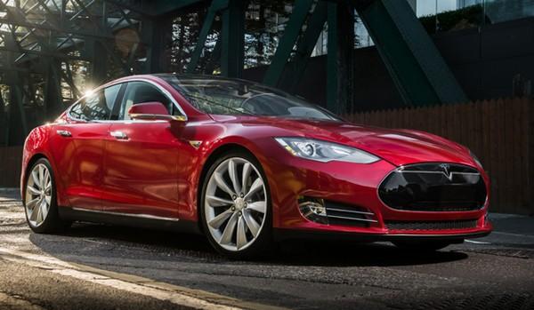 舊版本 Model S