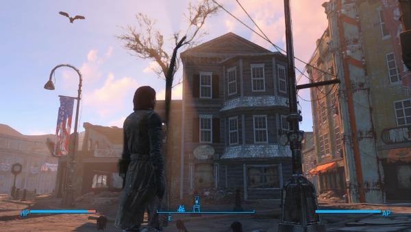 《Fallout 4》或者是其中一款受惠於 PS4.5 的遊戲