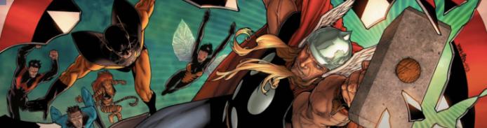 複製版雷神失控英雄 Goliath,令雙方陣營的人反思自己的立場。