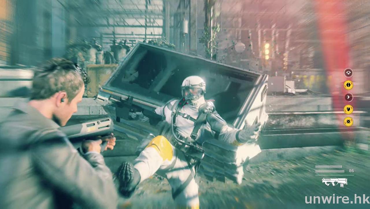 美劇與 Max Payne 的混合體 - Quantum Break 初步試玩後感