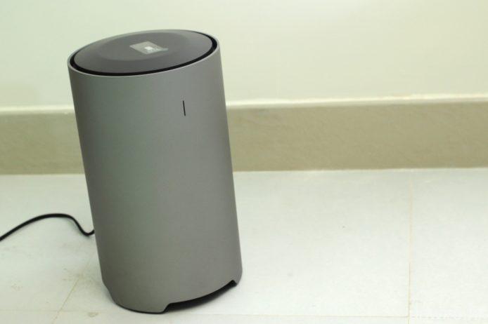 可以 $999 另購圖中的無線超低音喇叭,採用 6.5 吋向下發聲單元。