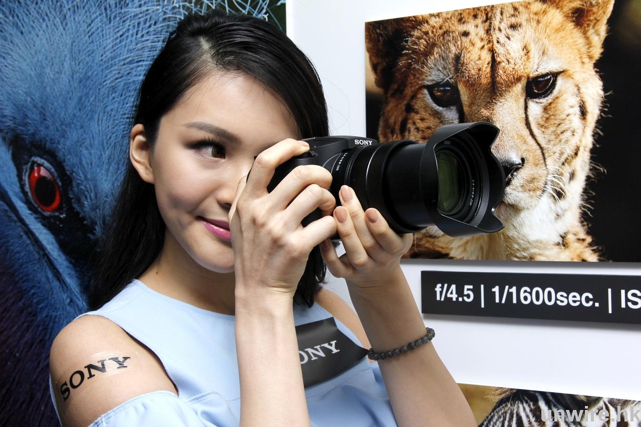 真正旅行機走天涯!24-600mm 鏡 - Sony RX10III