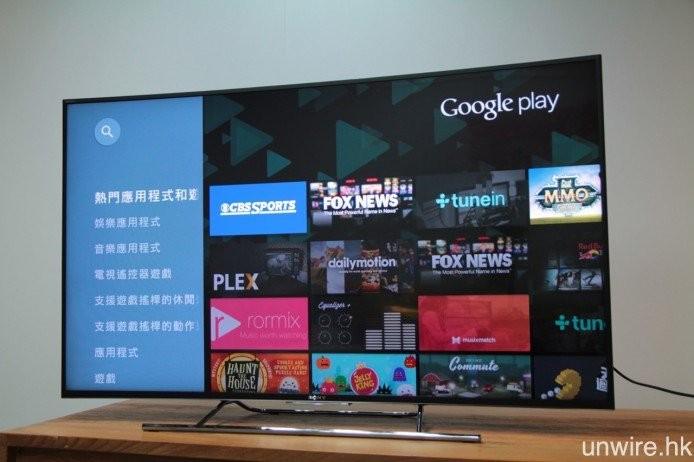 雖然 Sony 2016 年的首批 4K UHD TV 已經發布,但 15 年的多個系列包括