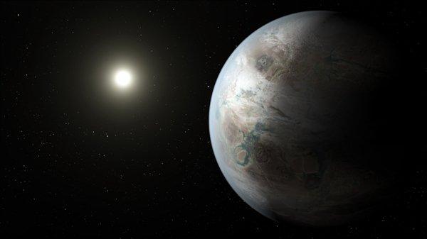 去年 NASA 發現的「地球 2.0」