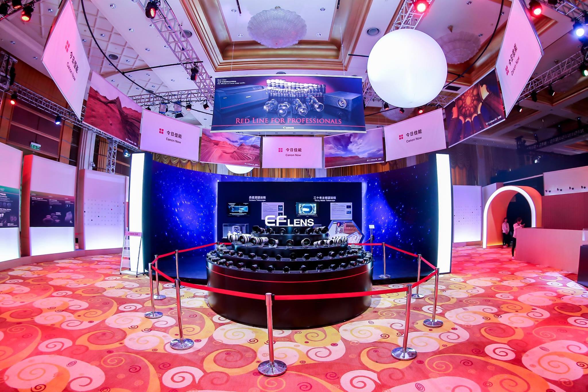 8K CAM。VR。1.2 億像單反 - 5 分鐘睇盡 Canon EXPO 2016 Shanghai 7 大重點